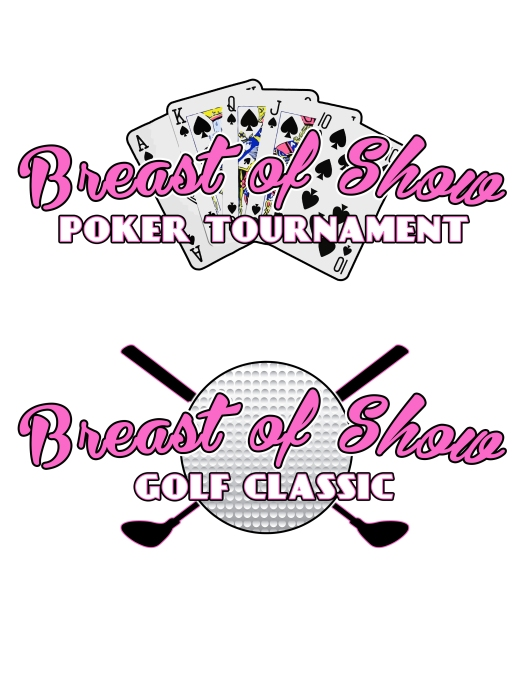 Breast Of Show Event Logos